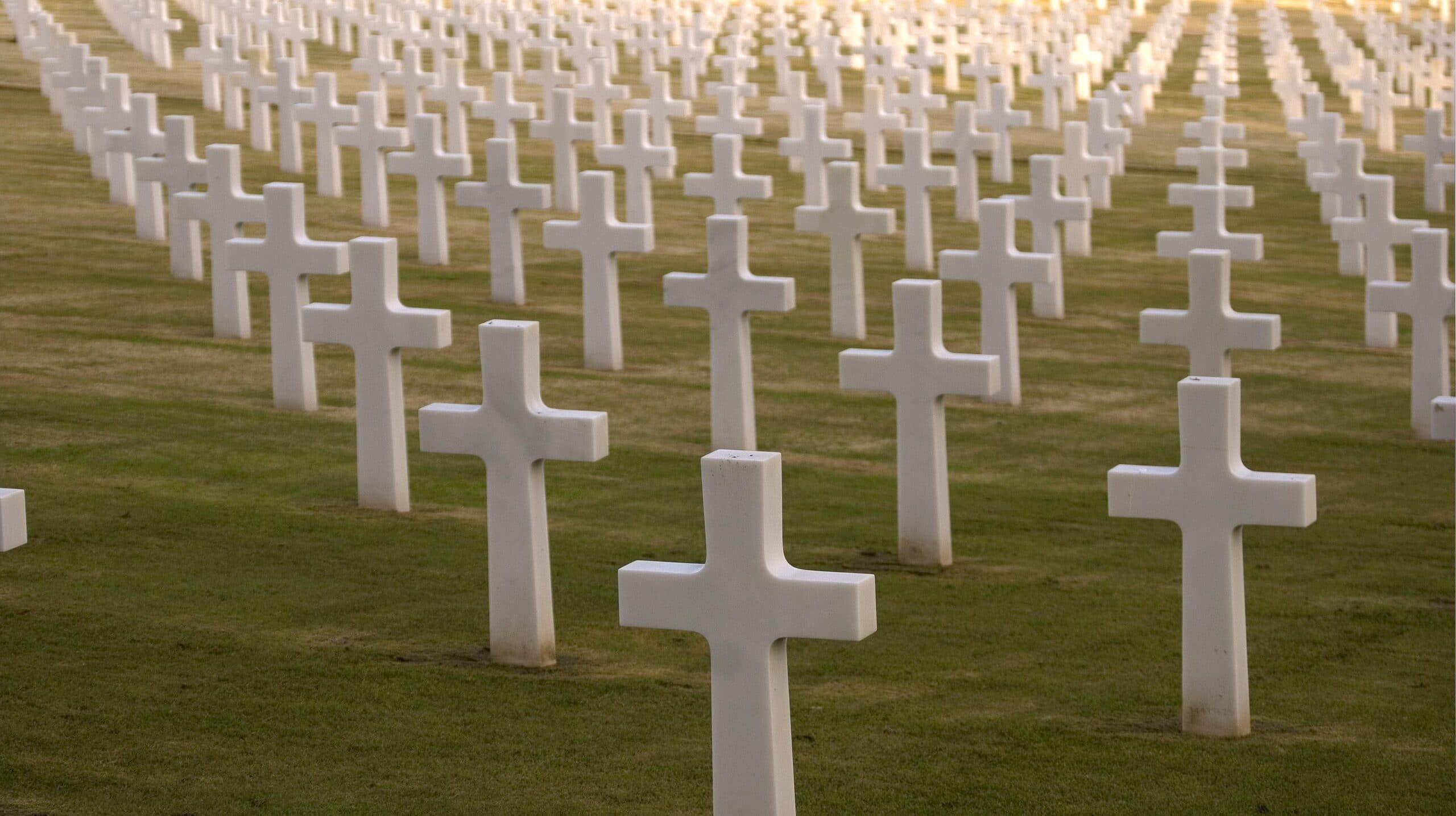 Photo of Memorial Day al cimitero americano dei Falciani Firenze