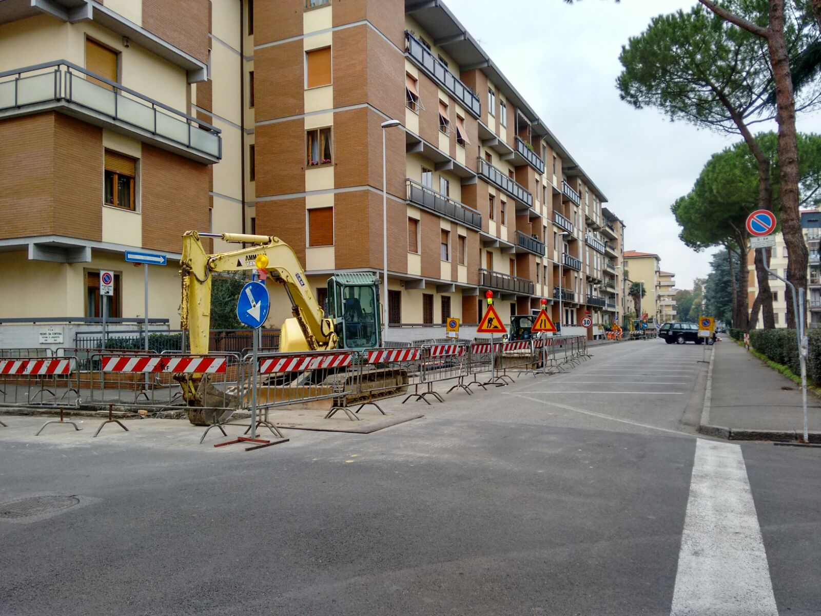 Photo of FIRENZE – Via Dosio: i residenti protestano per i parcheggi