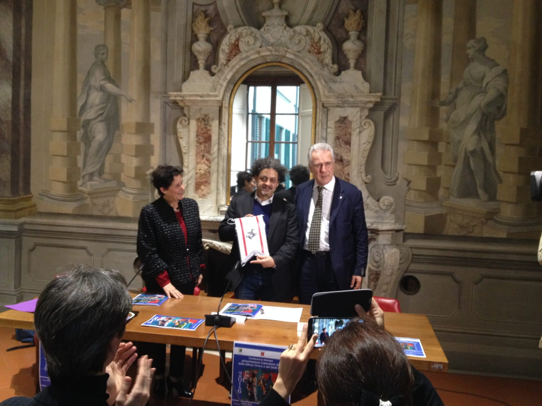Photo of REGIONE TOSCANA – Presentato il calendario di Hassoun