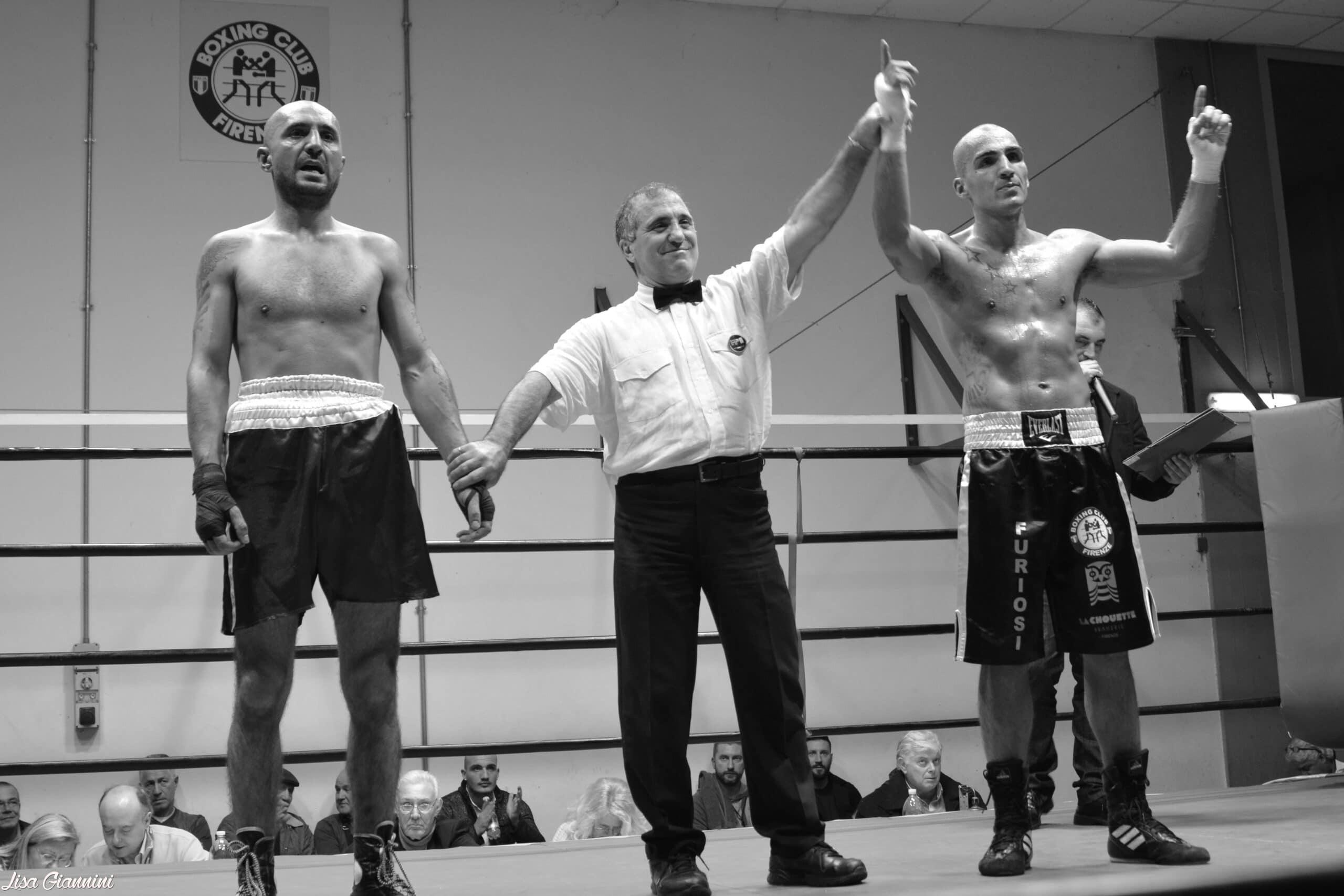 Photo of Boxe: Grande vittoria di Mazzoni e Furiosi contro il Team Dobre