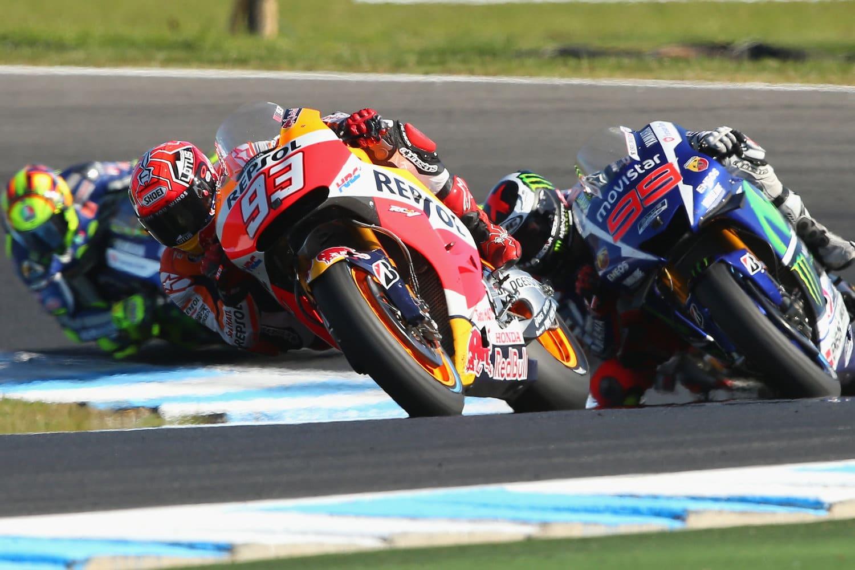 Photo of MOTOGP – A Phillip Island Marquez torna alla vittoria, Rossi solo 4°