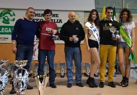 Photo of Slalom Automobilistico Uisp – Cerimonia di premiazione del 1° Trofeo Nazionale NOS