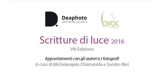 Photo of FIRENZE – Scritture di luce2016 – VIII Edizione