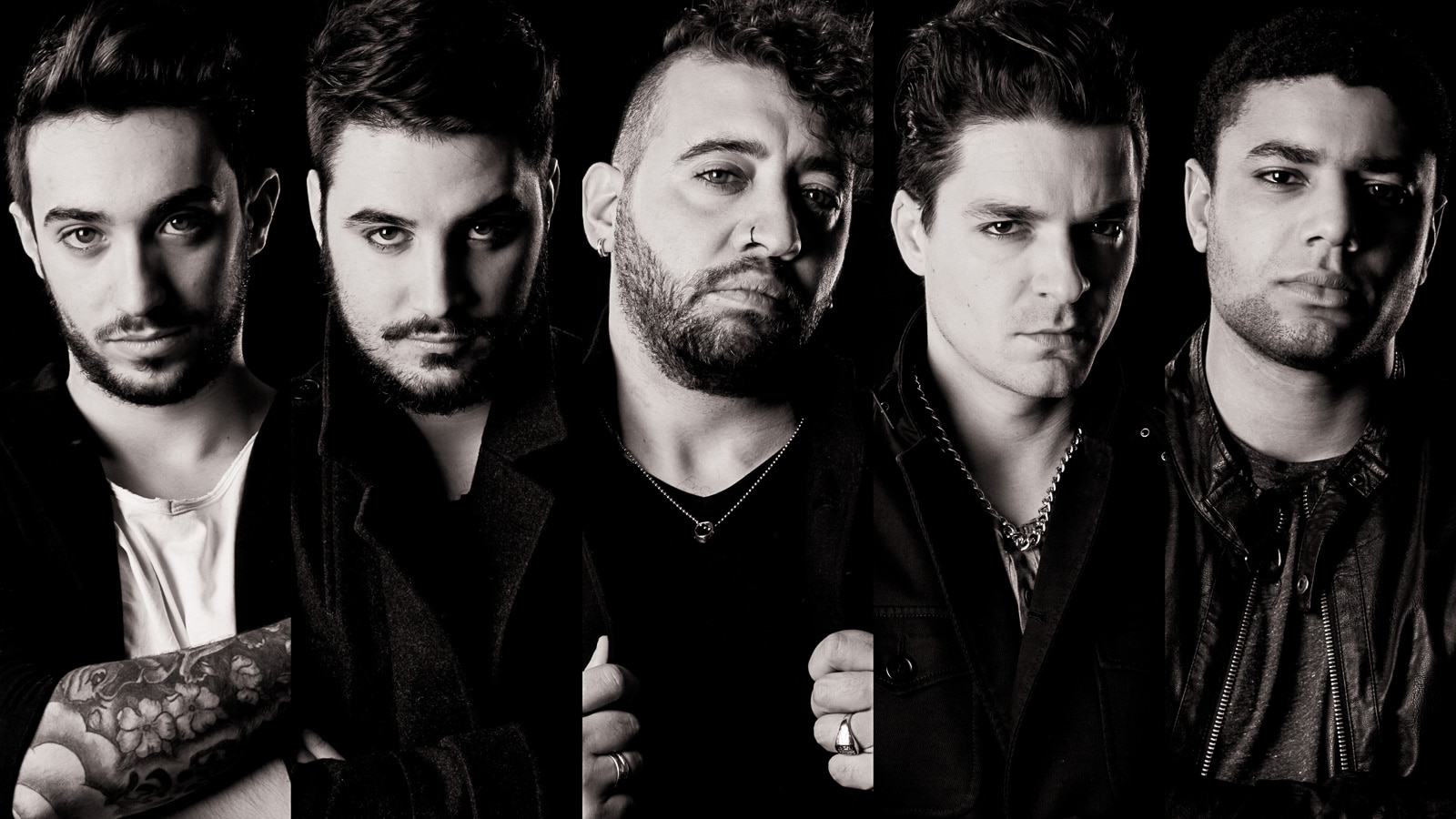 Photo of Sanremo 2016 –  La band fiorentina dei Lithio ad evento della kermesse