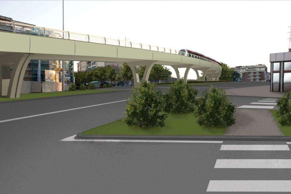 Photo of TRAMVIA – Nuovi cantieri a Novoli, al via i lavori per il viadotto