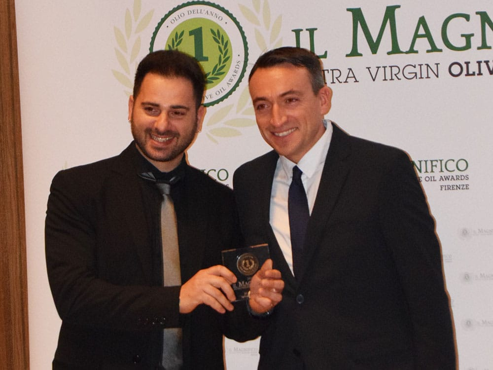 Photo of Il Magnifico Extra Virgin Olive Oil Awards 2016