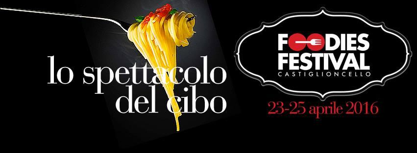 Photo of Foodies Festival a Castiglioncello il 23-24-25 aprile 2016.