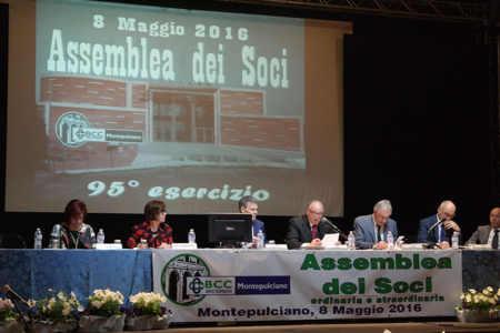 Photo of Banca Valdichiana Credito Cooperativo di Chiusi e Montepulciano è realtà