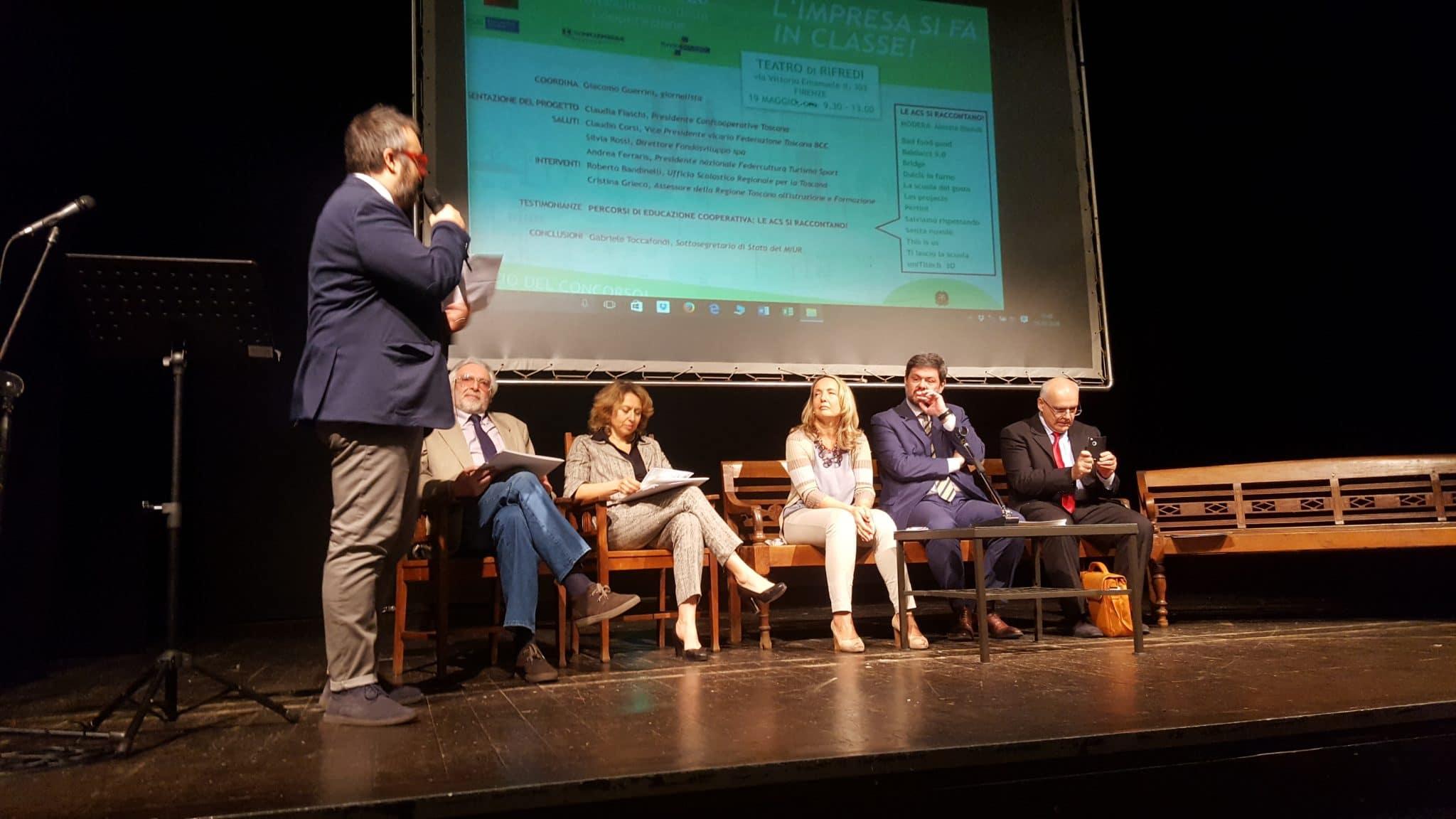 Photo of Toscana 2020 – Oltre 60 associazioni cooperative nate fra i banchi di scuola
