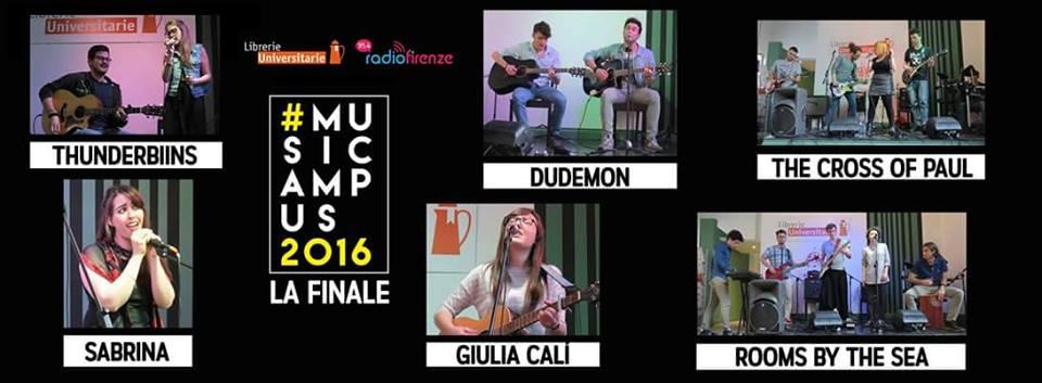 Photo of MusiCampus – domani 18 maggio si decide il vincitore. Disco e promozione su Radio Firenze