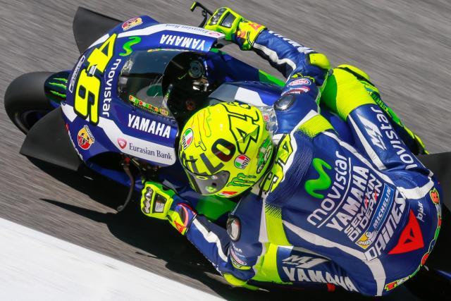 Photo of MOTOGP – Rossi davanti a tutti nelle qualifiche, giro strepitoso!