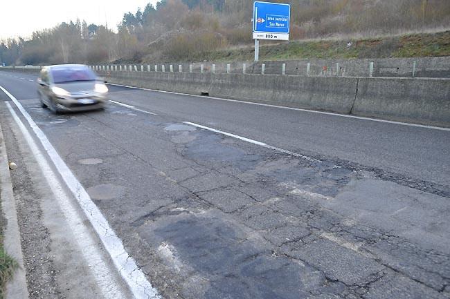 Photo of ANAS: 'Lunedì 16 maggio al via i lavori di ripristino della pavimentazione sulla tangenziale Ovest di Siena'