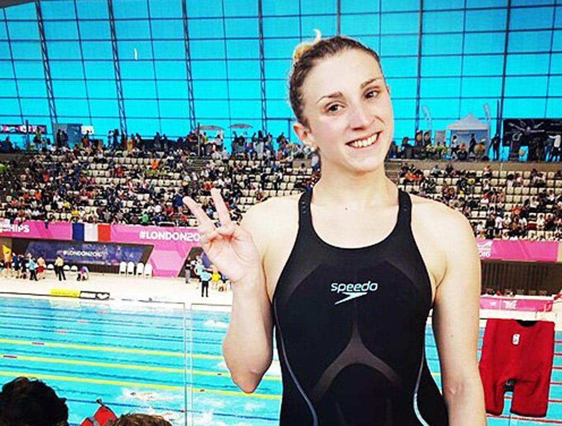Photo of NUOTO – La Chimera Nuoto di Arezzo agli Europei di Londra con Giulia Fucini