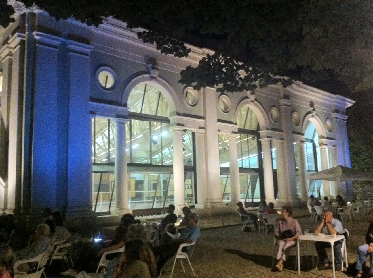 Photo of Un reading per Paolo Poli alla Limonaia di Villa Strozzi a Firenze