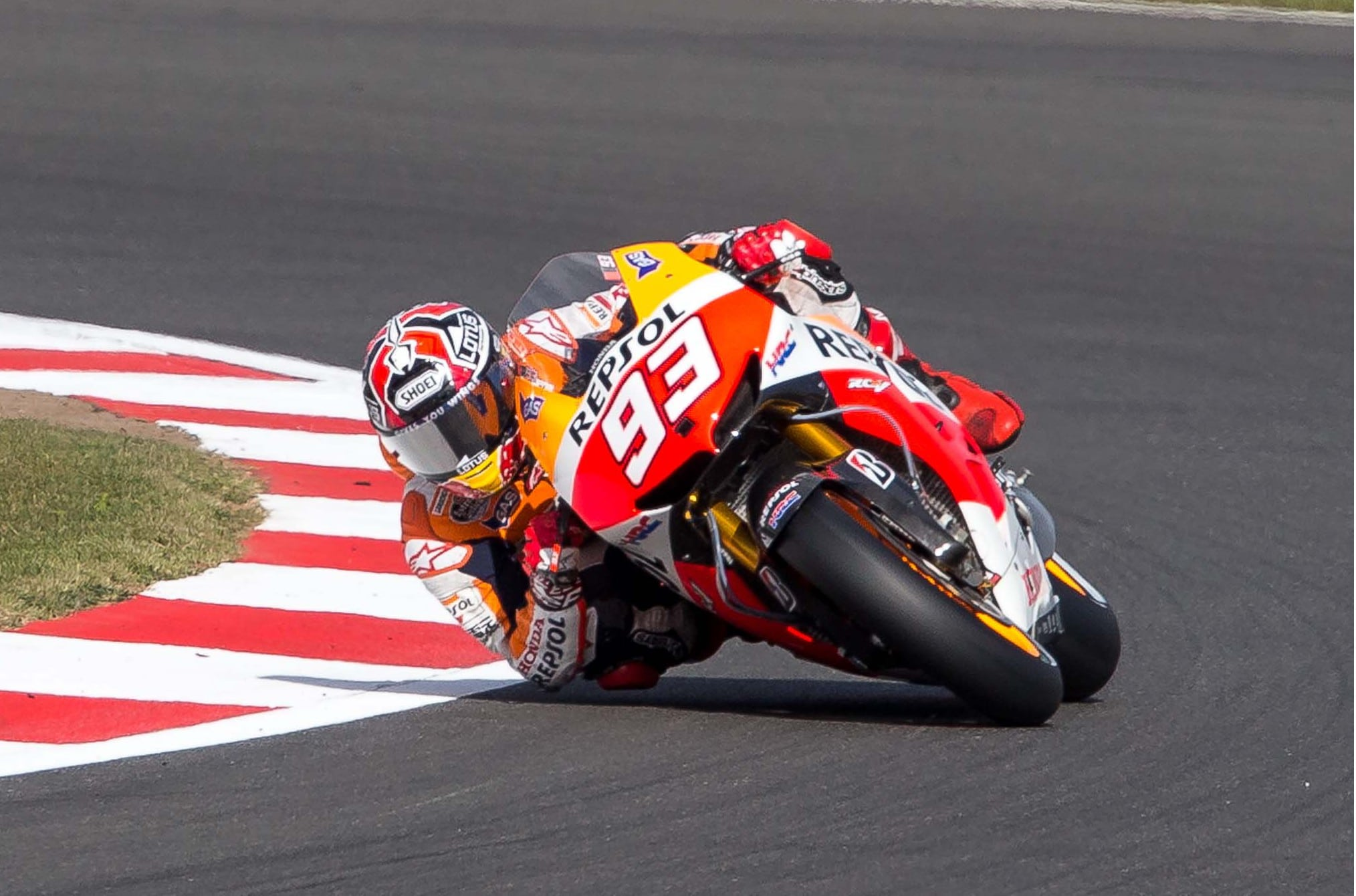 Photo of MOTOGP – A Marquez la pole in Argentina, Rossi 2° e Lorenzo 3°