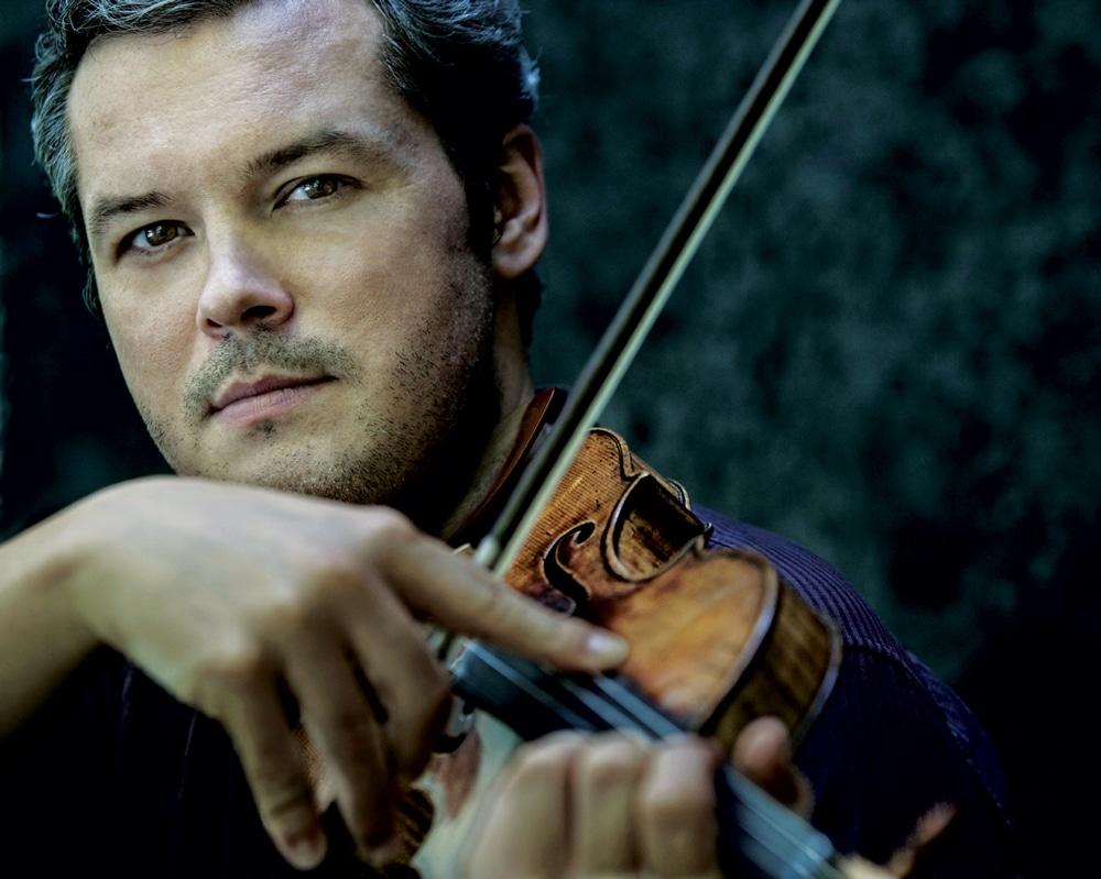 Photo of ARCIDOSSO (GR) – Sul palco di Interharmony il violinista Vadim Repin