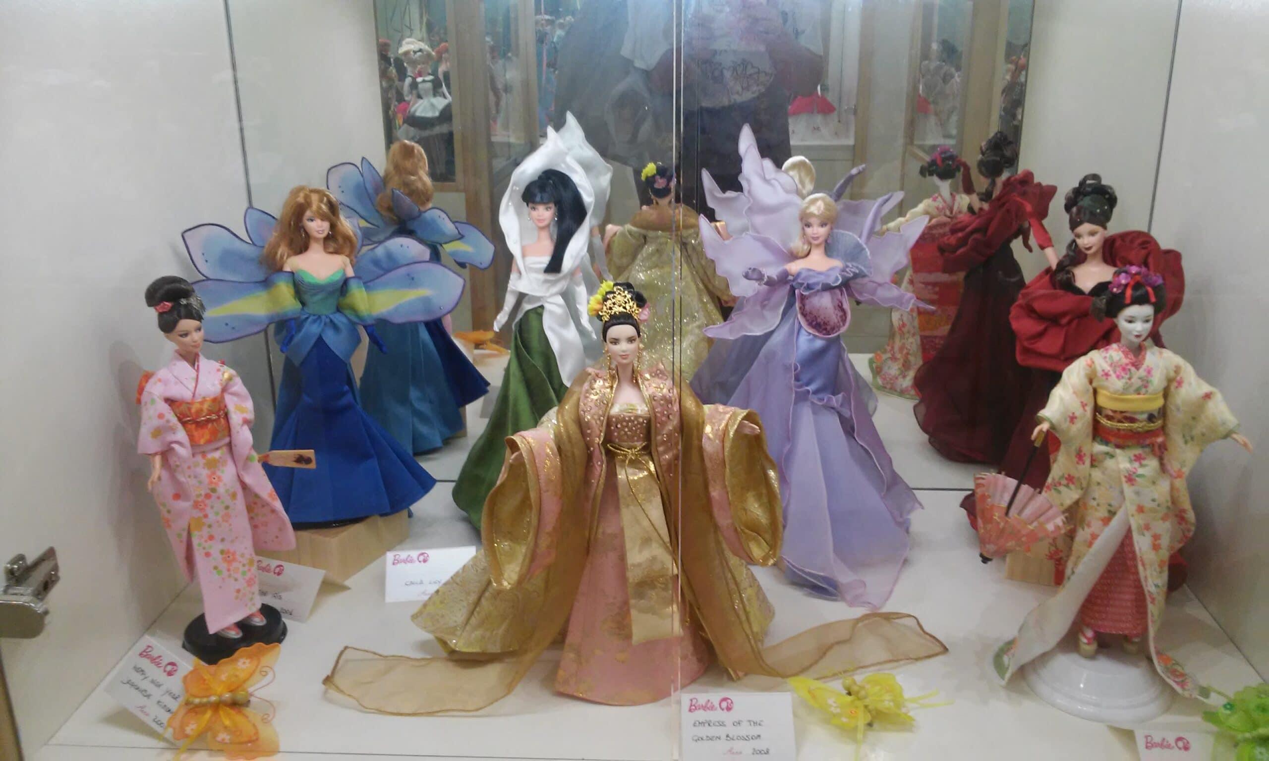Photo of La più grande collezione di Barbie d'Italia
