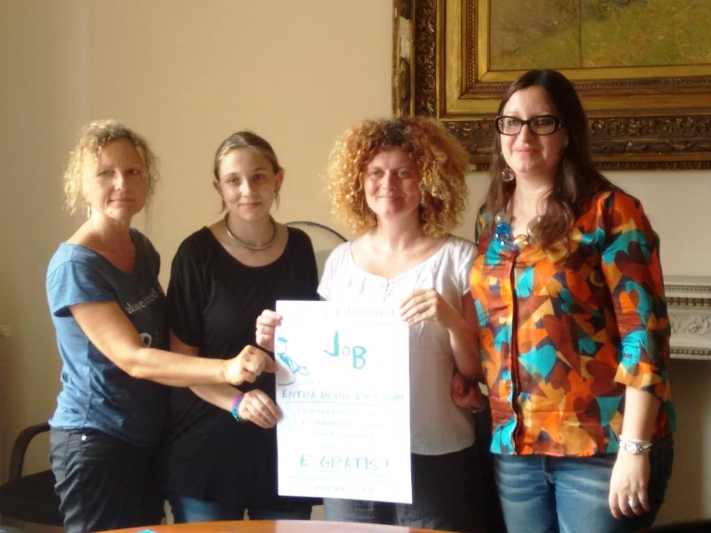 Photo of LIVORNO –  Job Club: io aiuto te e tu aiuti me a trovare lavoro