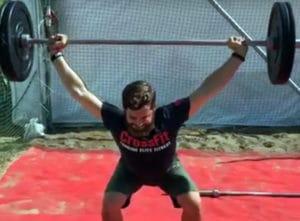 CrossFit Arezzo - Alessio Piccolo