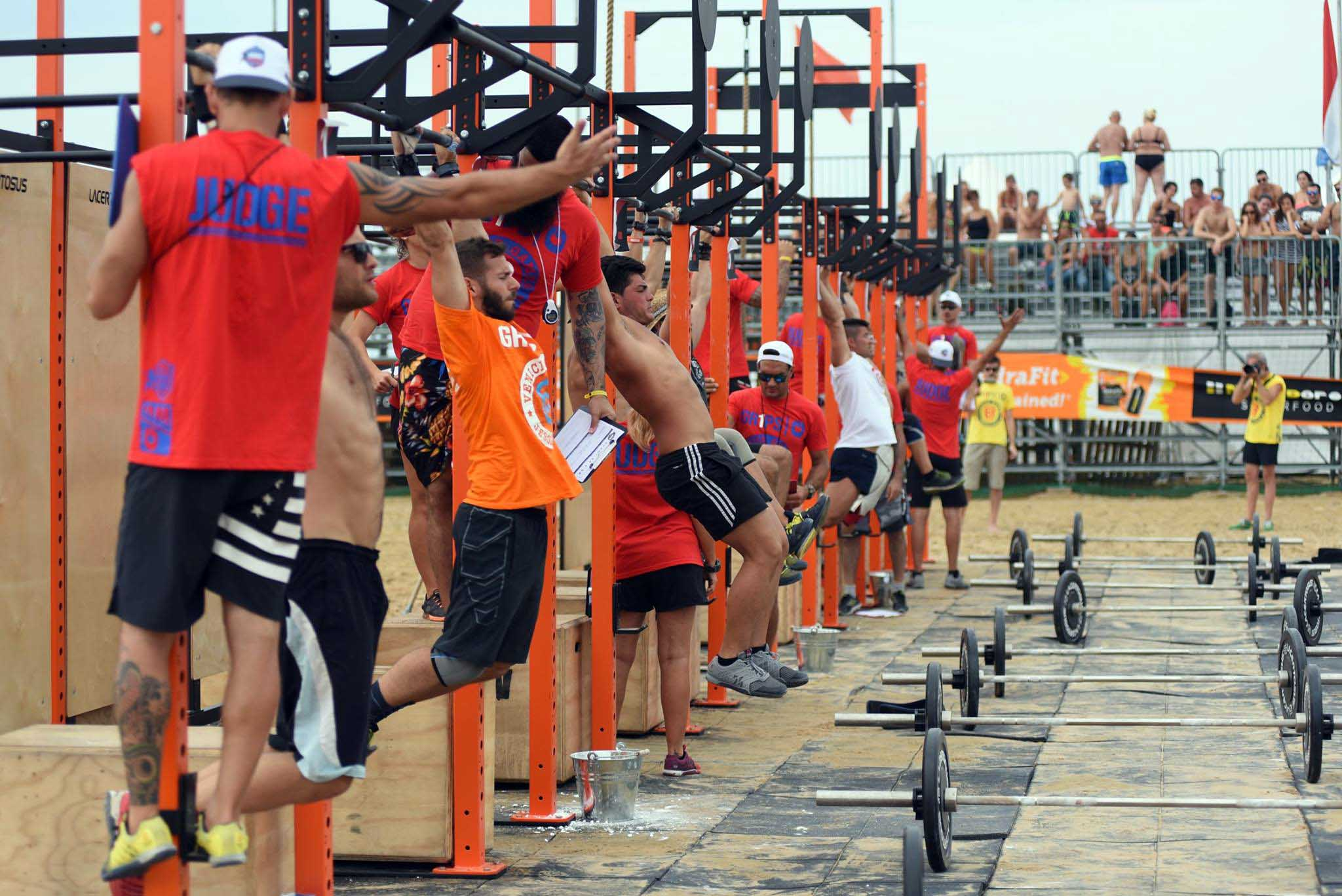 Photo of Il CrossFit aretino supera la prova internazionale dei Venice Games