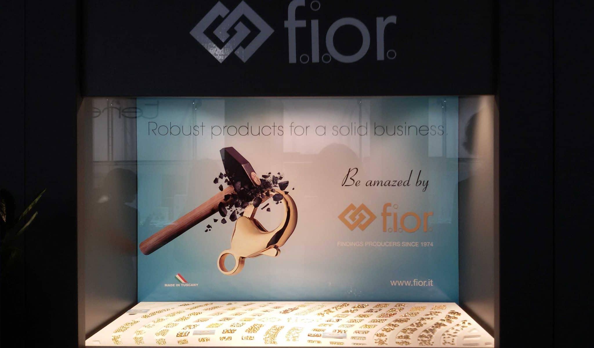 Photo of La Fior, azienda orafa aretina tra i protagonisti della fiera orafa di Hong Kong