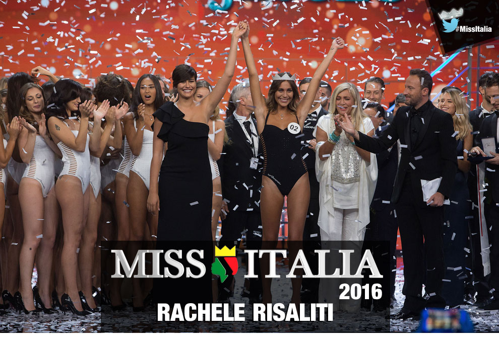 Photo of MISS ITALIA – Incoronata la pratese Rachele Risaliti