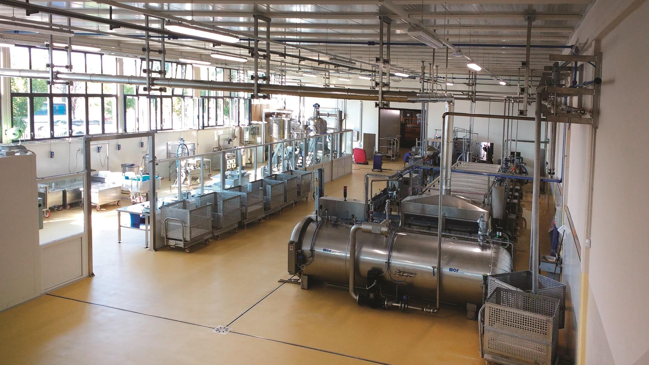 Photo of Probios inaugura il nuovo stabilimento de Il Nutrimento a Calenzano (FI)