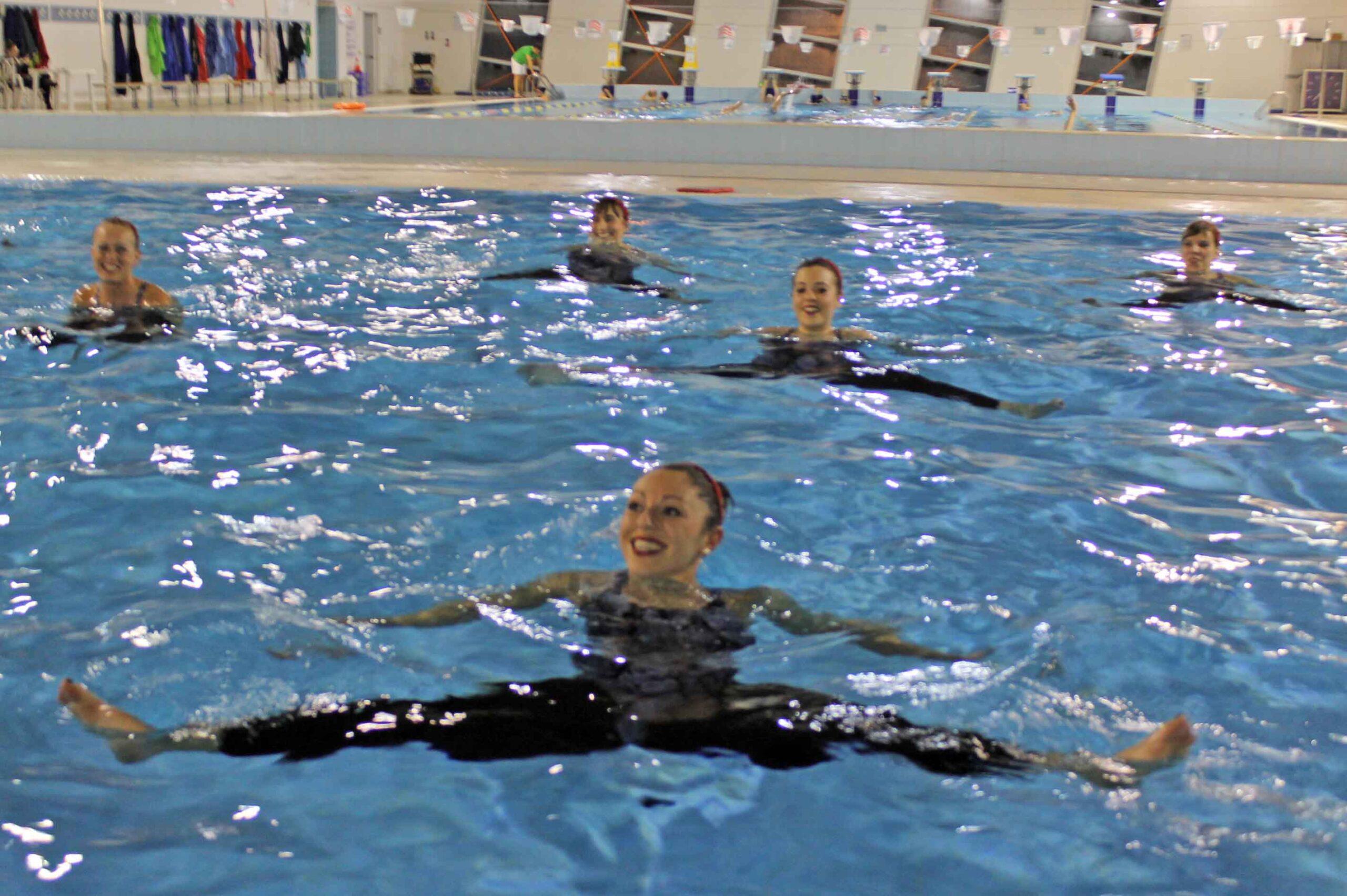 Photo of Due nuove discipline per il fitness acquatico della Chimera Nuoto di Arezzo