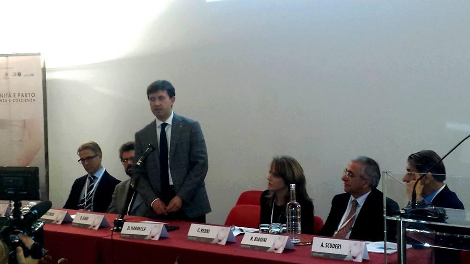 Photo of 'Maternità e parto tra scienza e coscienza' tre giorni di convegno a Firenze