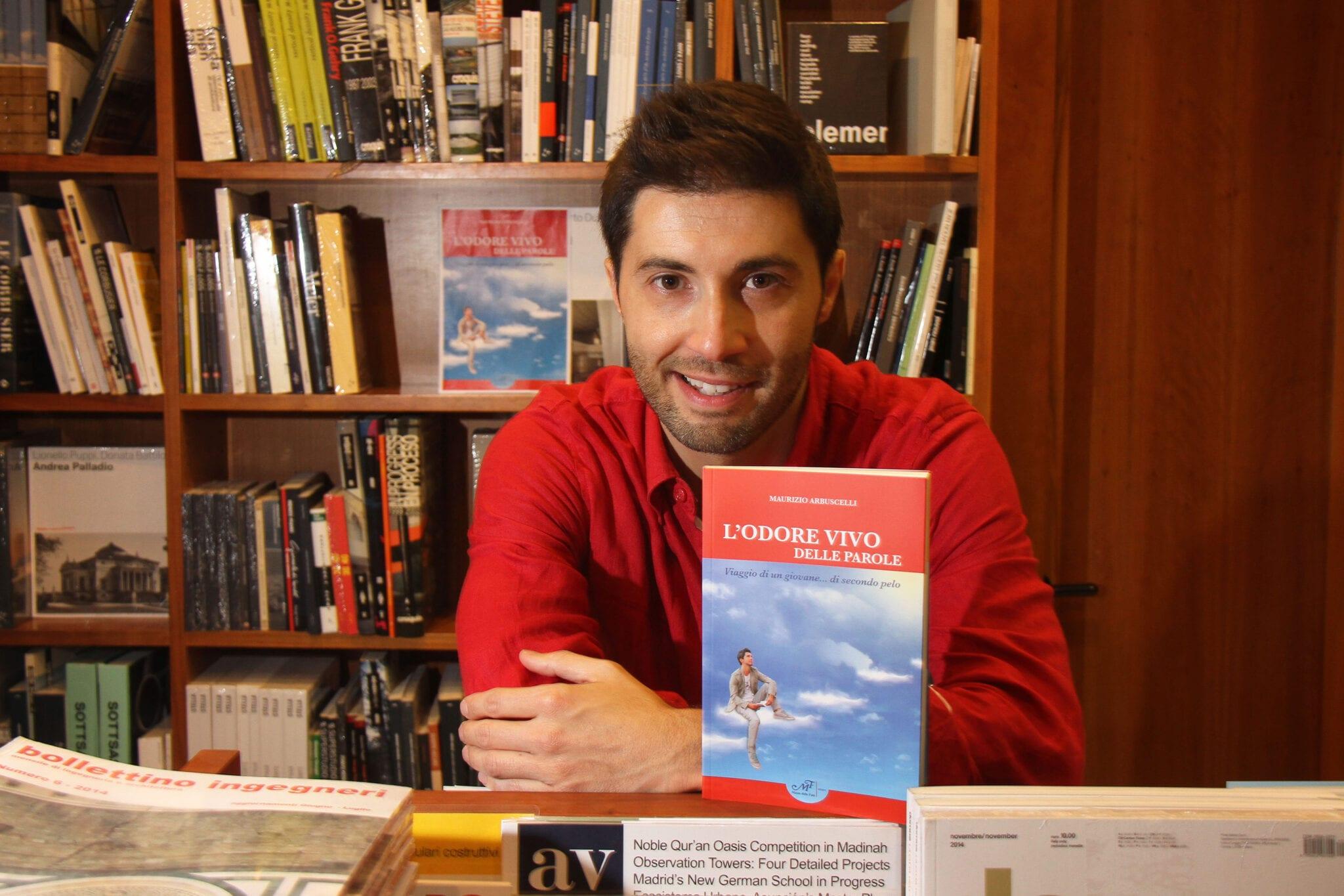 Photo of FIRENZE – 'L'odore vivo delle parole', Maurizio Arbuscelli