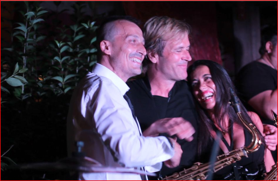 Photo of Steve Norman & Ciccone Bros in live a Padova