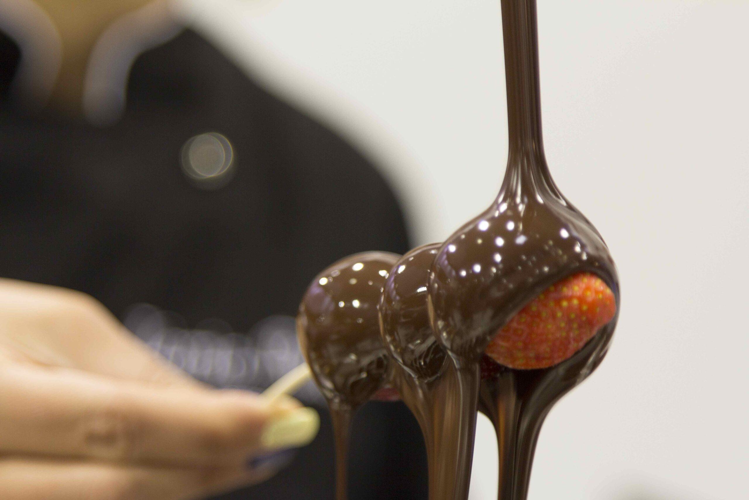 Photo of Un Prato di Cioccolato – V edizione da guinness con una tavoletta di cioccolato lunga 25 metri