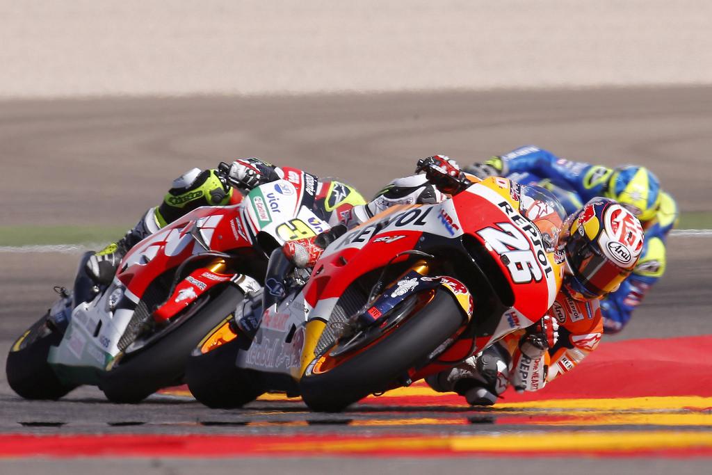 Photo of MOTOGP – Ad Aragon Marquez, Lorenzo e Rossi, il mondiale è sempre più nelle mani della Honda