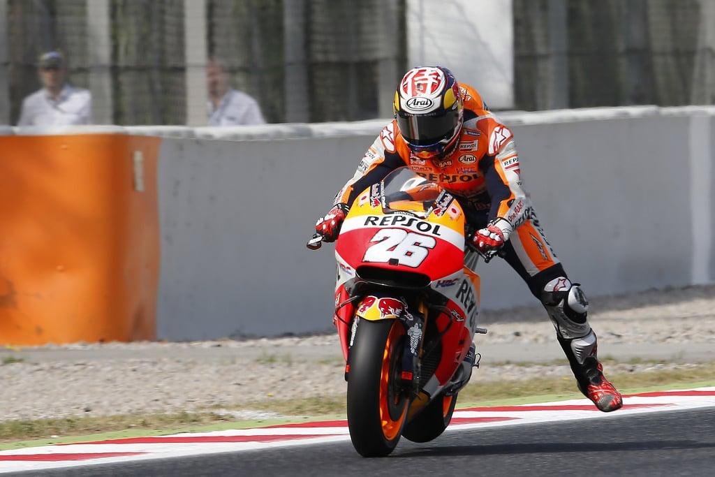 Photo of MOTOGP – Pedrosa rovina la festa italiana, Rossi 2° e Lorenzo a podio in terza posizione