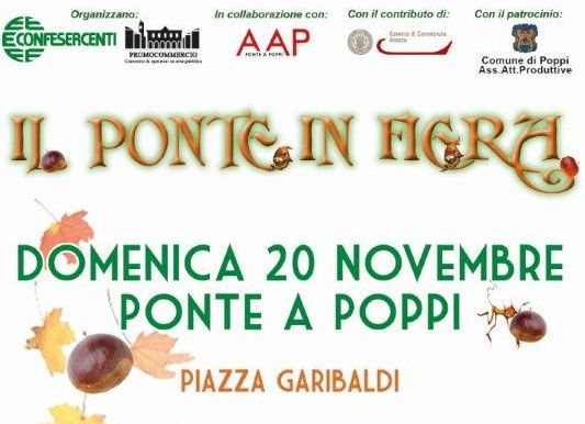 Photo of CASENTINO (AR) – Ponte a Poppi in fiera