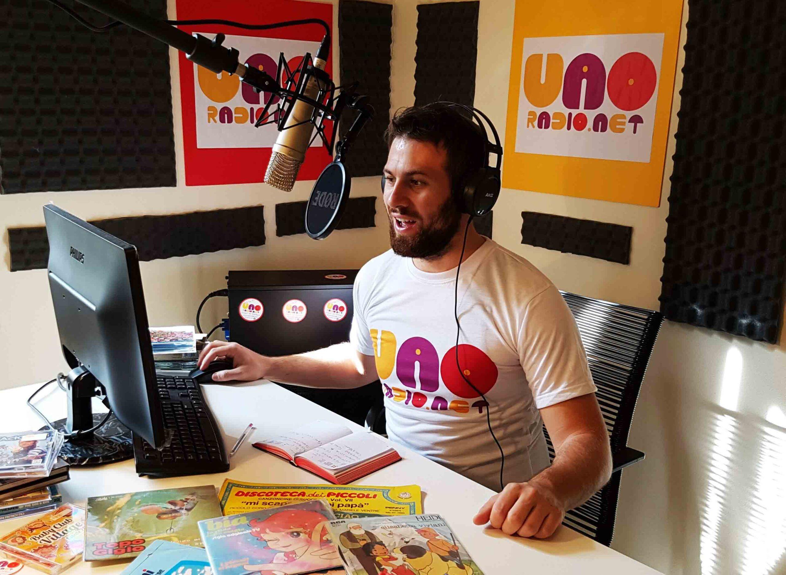 Photo of AREZZO – Nasce UAO, una nuova web radio dedicata ai bambini, la prima in Toscana