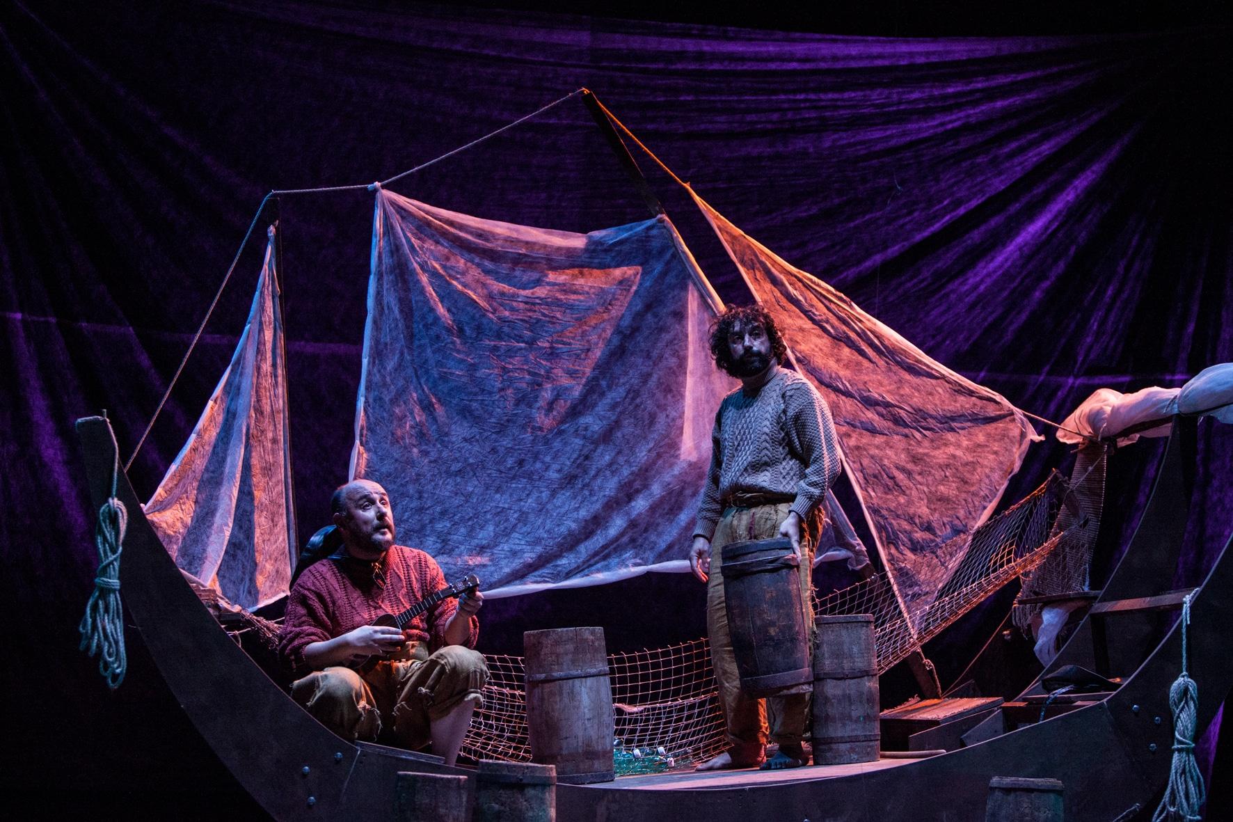 Photo of Al Teatro del Costone di Siena arrivano i Capitani Coraggiosi