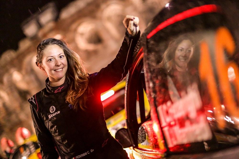 Photo of RALLY – Corinne Federighi copilota d'eccezione al Rally di Pomarance