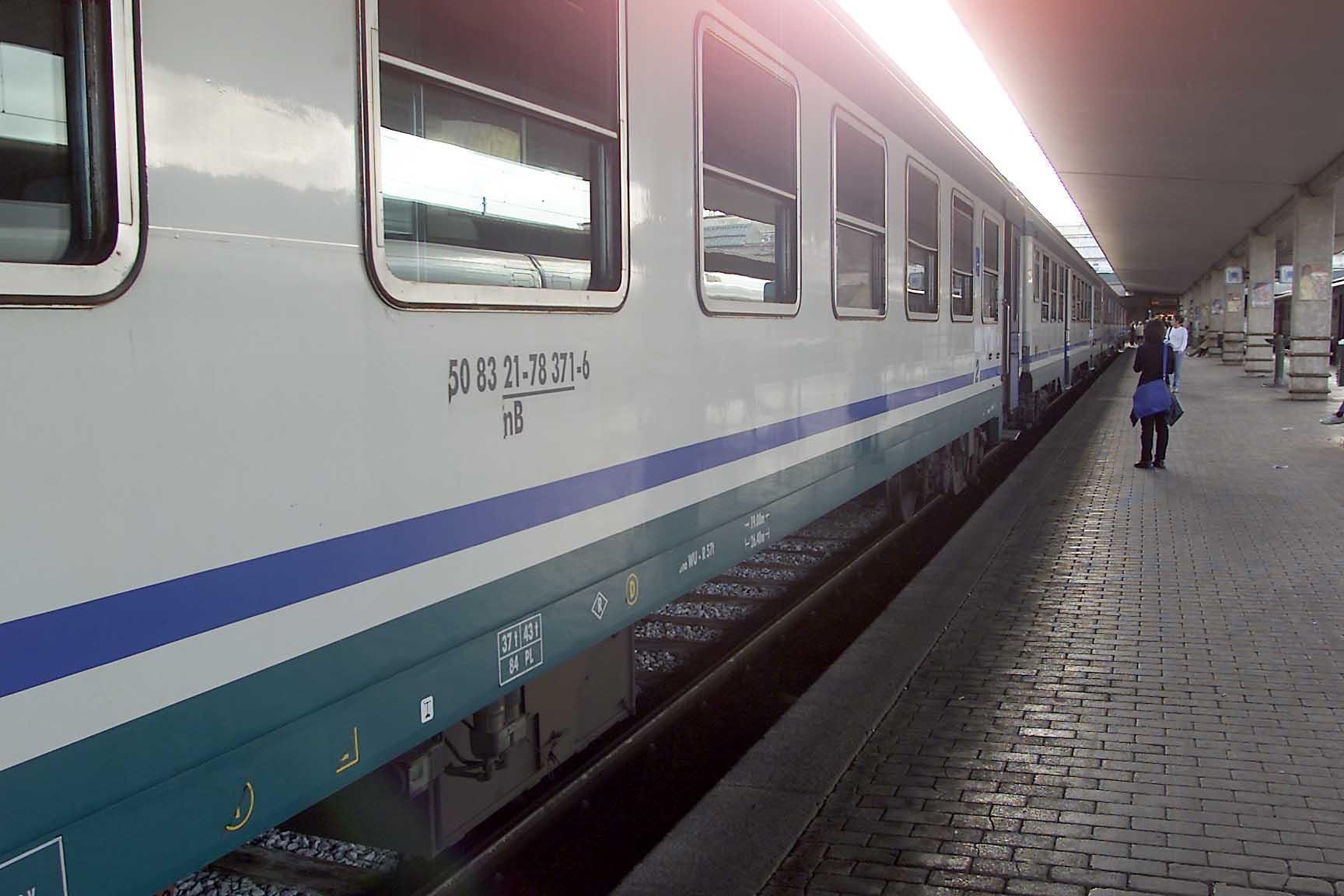 """Photo of VIABILITÀ – Ceccarelli su Accordo per opere ferroviarie: """"Entro 2030 il 30% delle merci su ferro"""""""