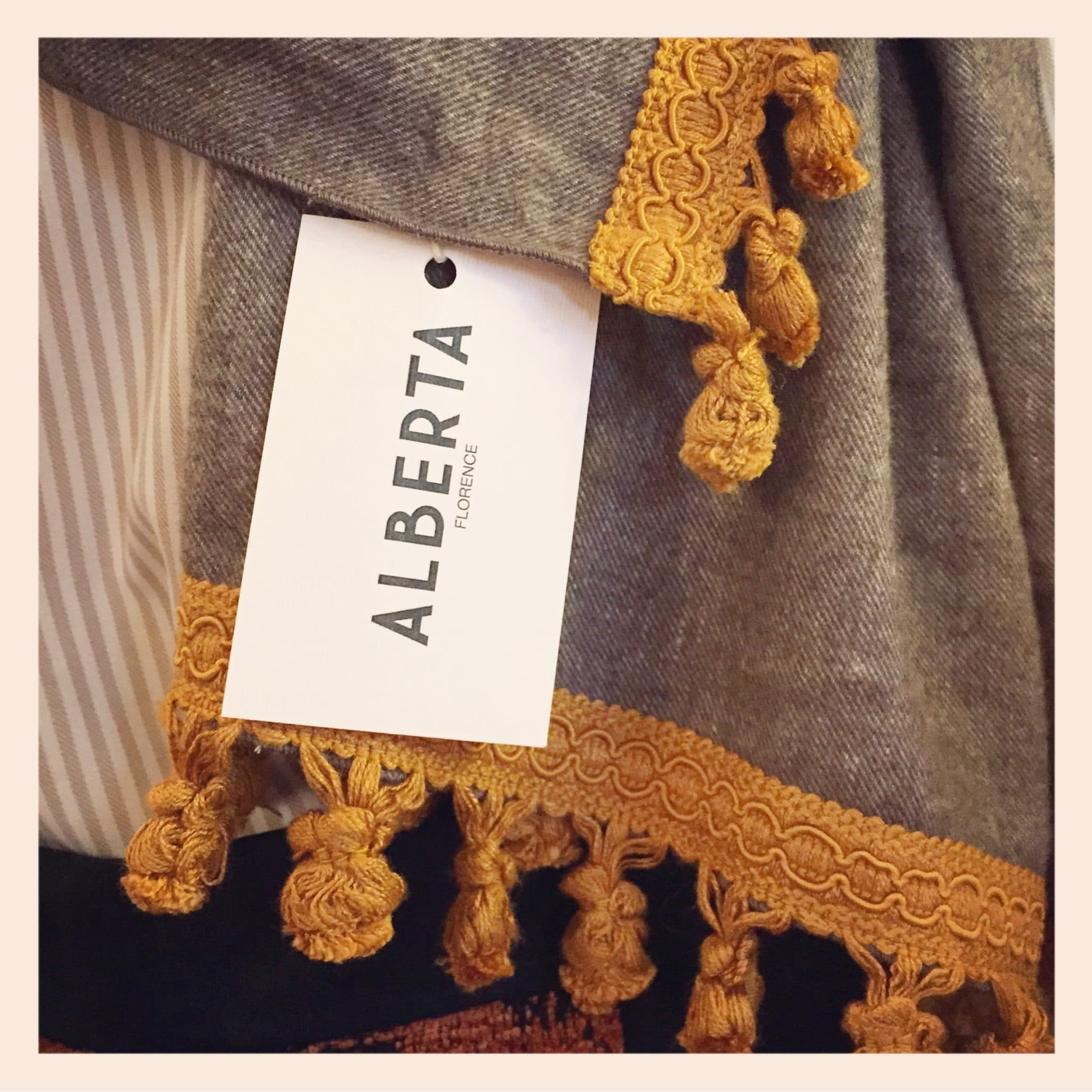 """Photo of Alberta Florence tra le eccellenze artigianedi """"Fashion in Flair for Christmas"""" al Real Collegio di Lucca"""