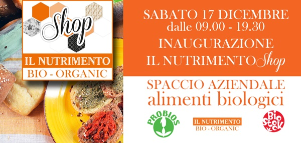 Photo of CALENZANO (FI) – Probios inaugura il 'Nutrimento Shop'