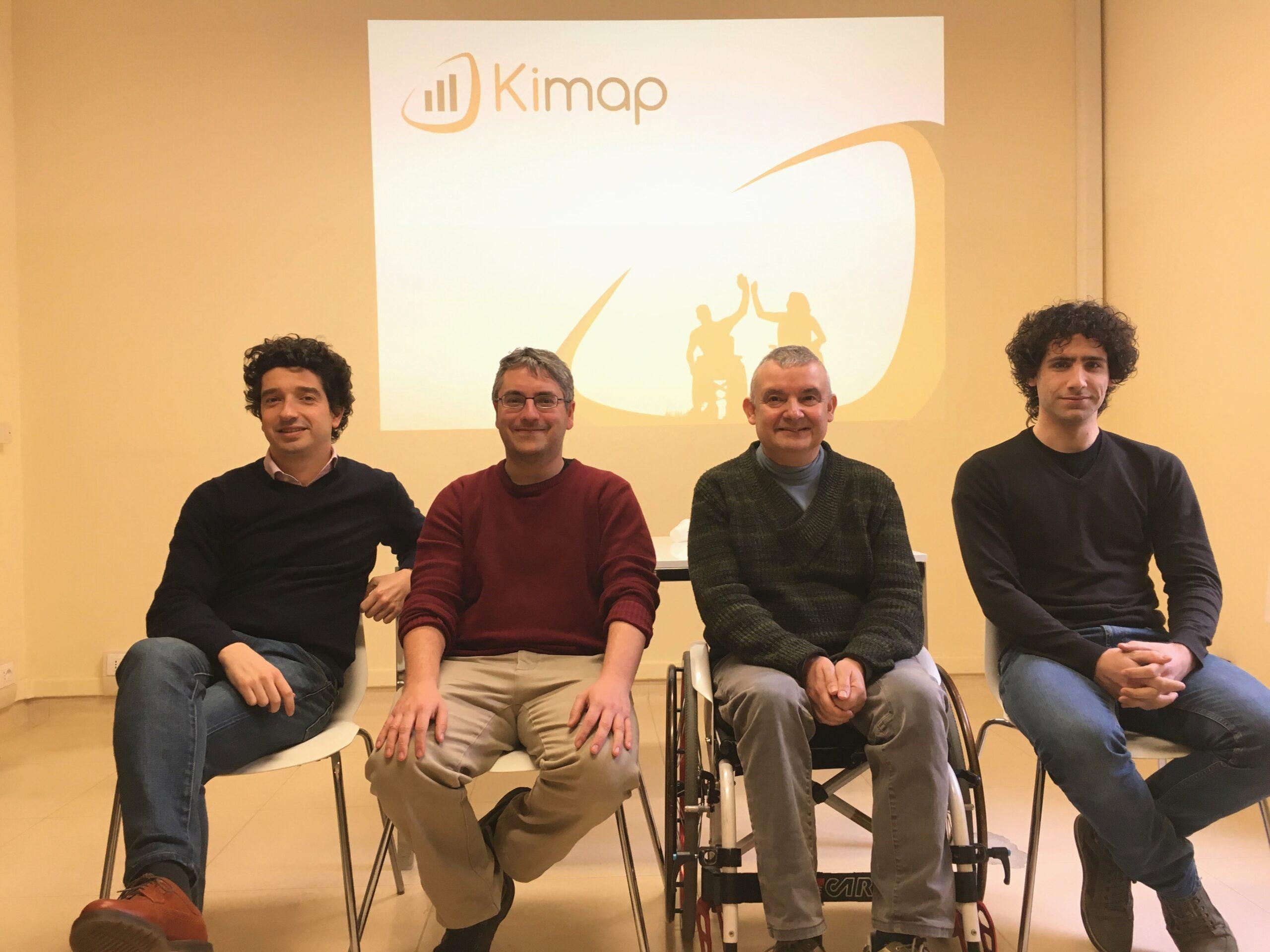 Photo of Startup fiorentina Kinoa tra i vincitori della Tuscan Big Data Challenge con il progetto Kimap: la tecnologia al servizio della disabilità