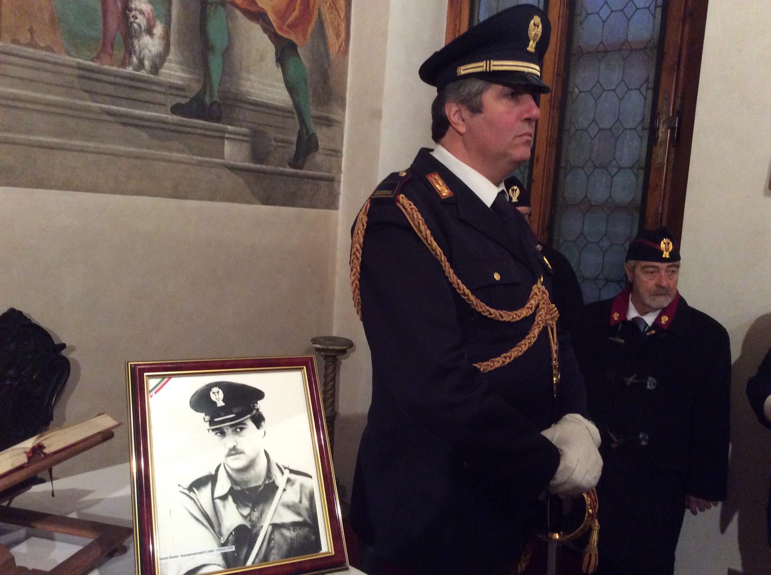 Photo of FIRENZE – 39° Anniversario della morte dell'Appuntato Fausto Dionisi, vittima del terrorismo nel 1978
