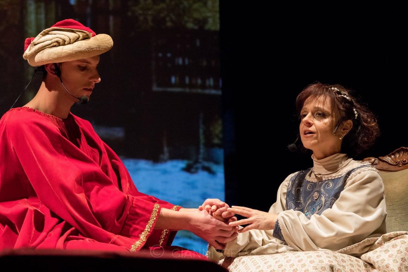 Photo of MONTEPULCIANO (SI) – La Divina Commedia: un musical al Teatro Poliziano