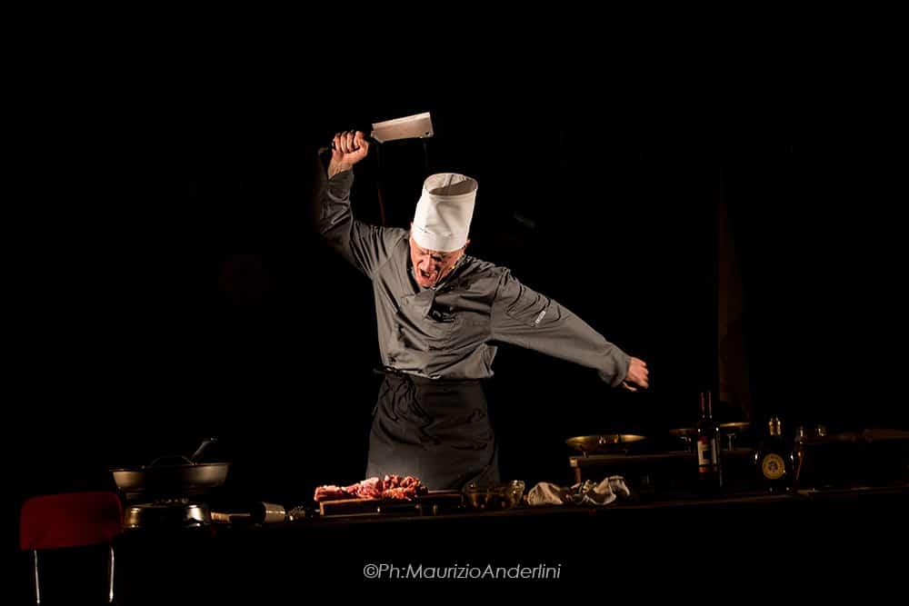 Photo of Come ti cucino Shakespeare! Luca Radaelli e Maurizio Aliffi al Teatro delle Arti di Lastra a Signa