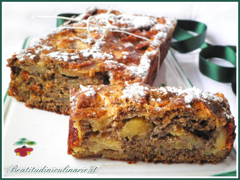 Photo of Torta di mele light