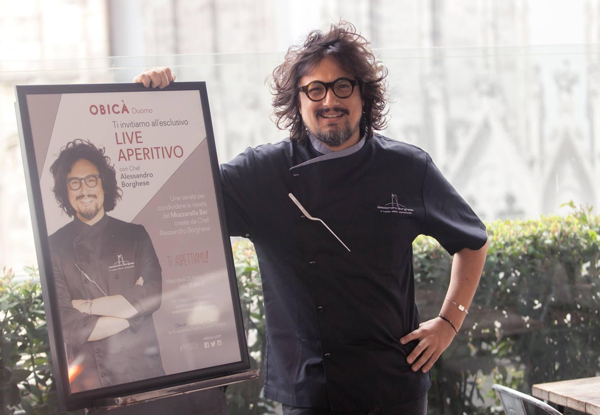 Photo of Firenze, cena con lo Chef Alessandro Borghese