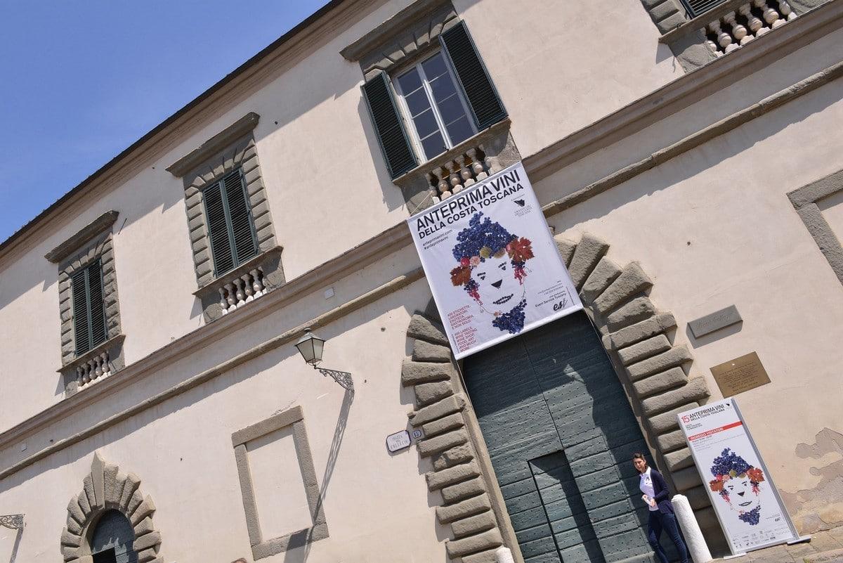 Photo of XVI Anteprima Vini della Costa Toscana – 600 grandi vini all'edizione 2017