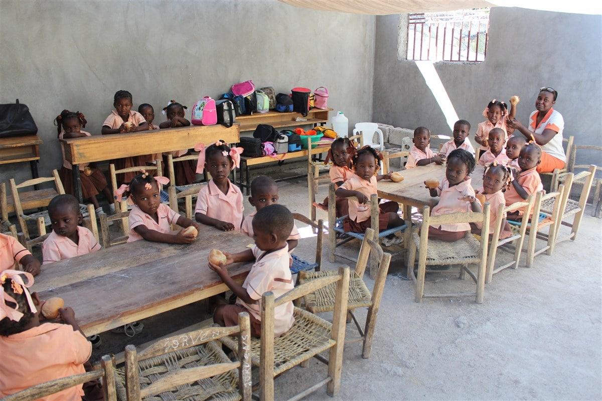 Photo of Obicà e Fondazione Francesca Rava per i bambini di Haiti