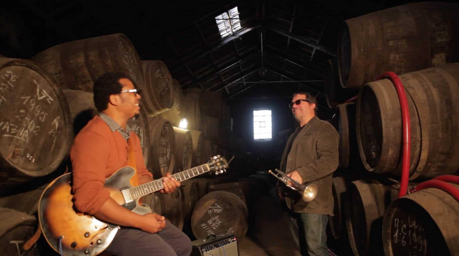 Photo of Al Jazz Supreme in Sala Vanni due mostri sacri del jazz internazionale: Rob Mazurek e Jeff Parker
